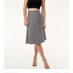 Aritzia Babaton Rosalio skirt